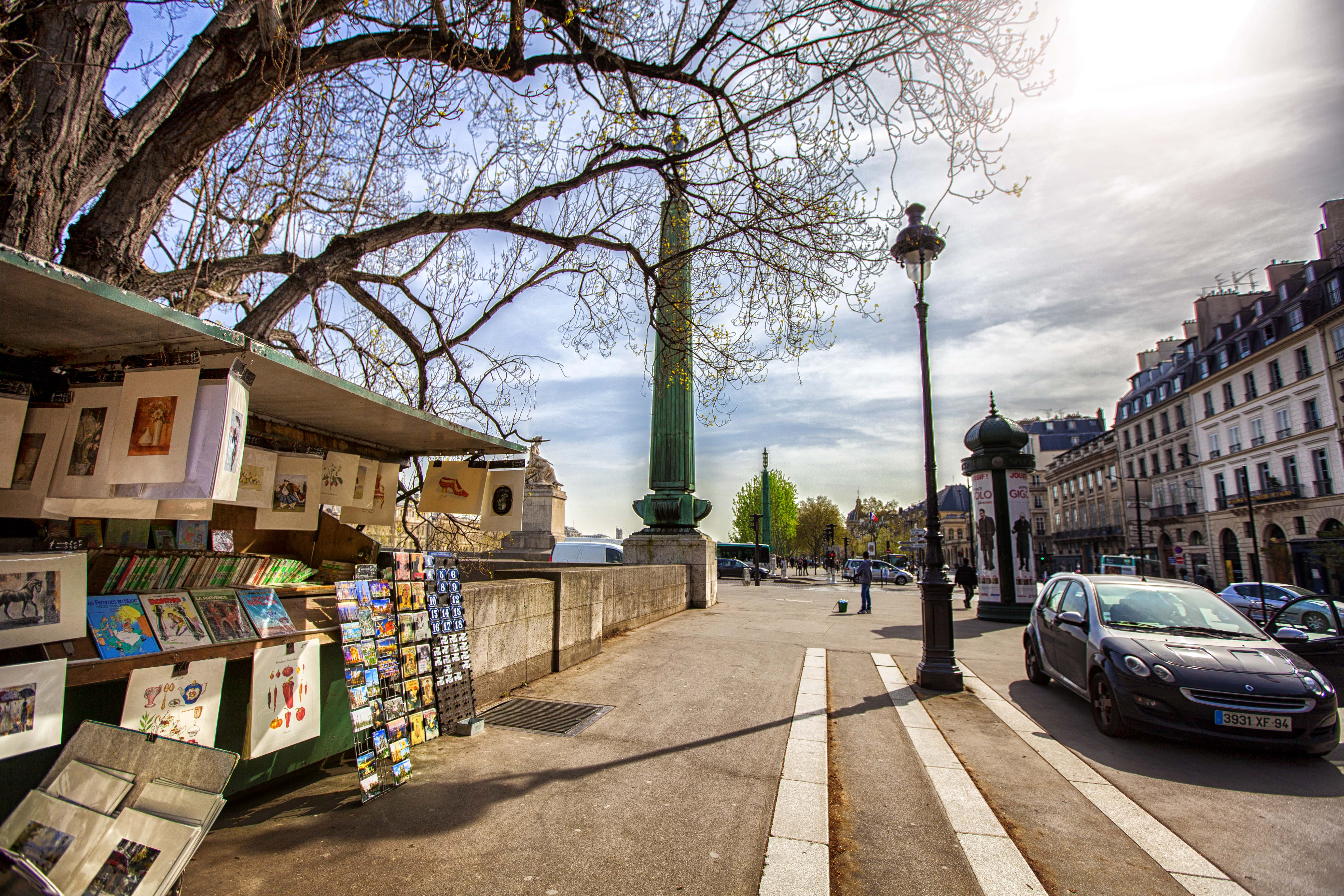 Spring in Paris 01