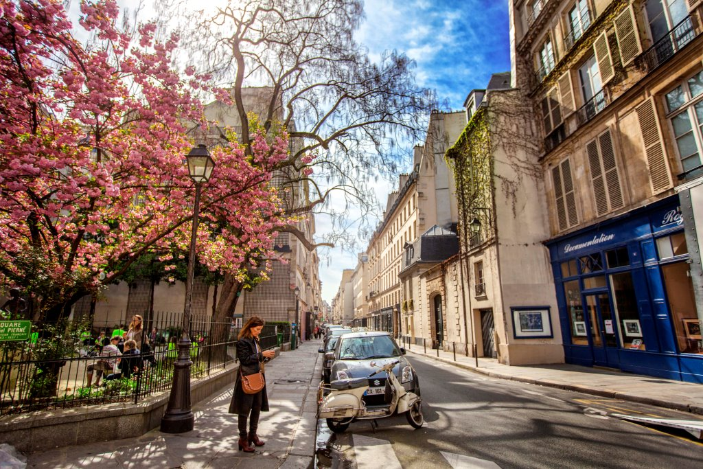 Spring in Paris 04