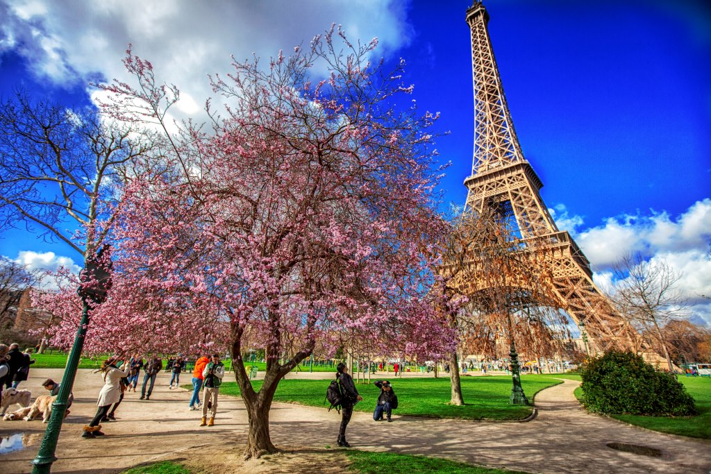 Spring in Paris 09